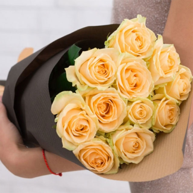 Ý nghĩa của 11 bông hồng vàng