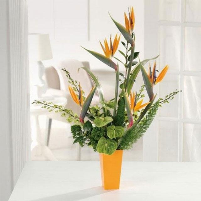 chúc mừng khai trương nên tặng hoa gì - hình ảnh 1