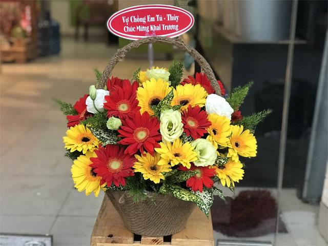 chúc mừng khai trương nên tặng hoa gì - hình ảnh 3