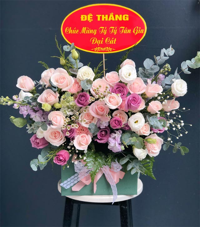 chúc mừng khai trương nên tặng hoa gì - hình ảnh 4