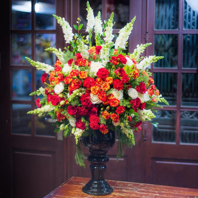 chúc mừng khai trương nên tặng hoa gì - hình ảnh 6
