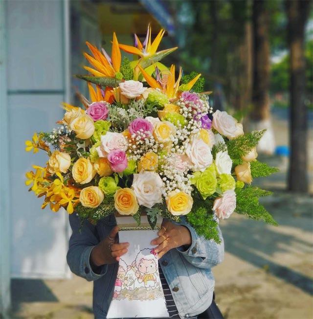 chúc mừng khai trương nên tặng hoa gì - hình ảnh 8