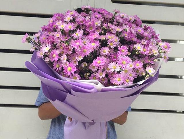 những loại hoa tượng trưng cho tình bạn