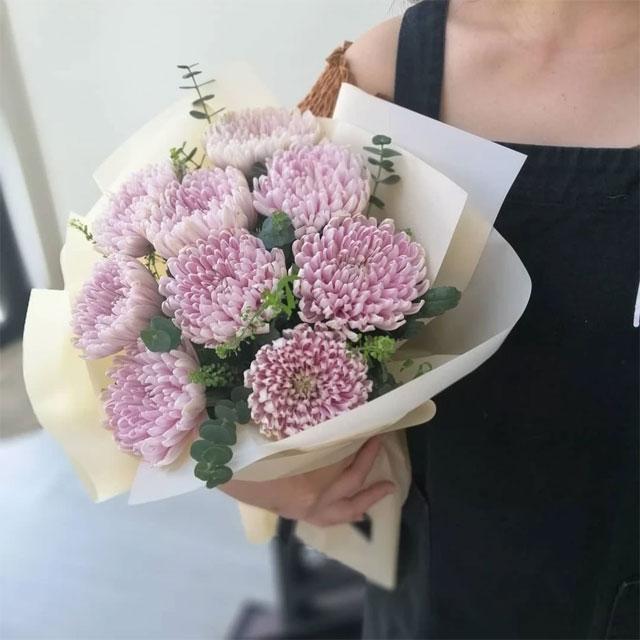 Những loài hoa tượng trưng cho tình bạn - cúc vạn thọ